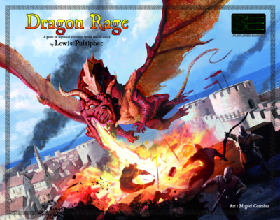 Dragon Rage box cover