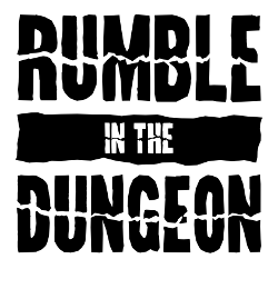 Rumble in the Dungeon logo