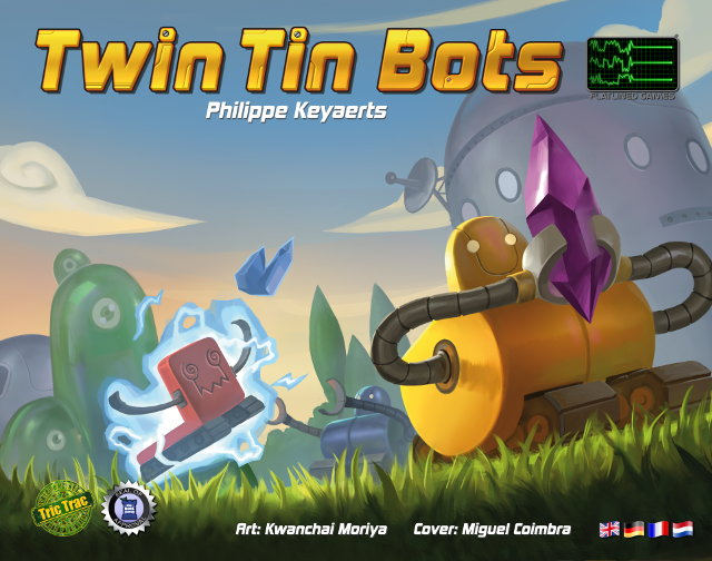 Twin Tin Bots | Flatlined Games